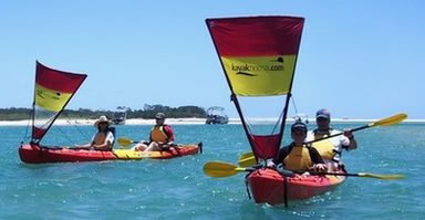 Kayak Noosa - Accommodation Gladstone