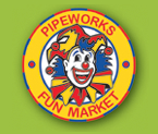 Pipeworks Fun Market - Accommodation Gladstone