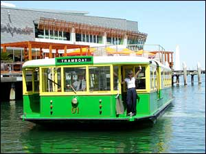 Melbourne Tramboat Cruises - Accommodation Gladstone