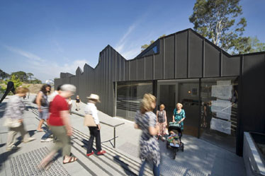 Heide Museum of Modern Art - Accommodation Gladstone