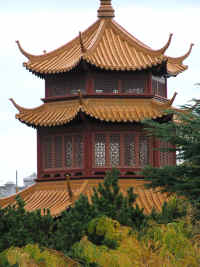 Chinese Garden of Friendship - Accommodation Gladstone