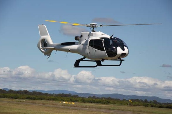 Executive Helicopters - Accommodation Gladstone