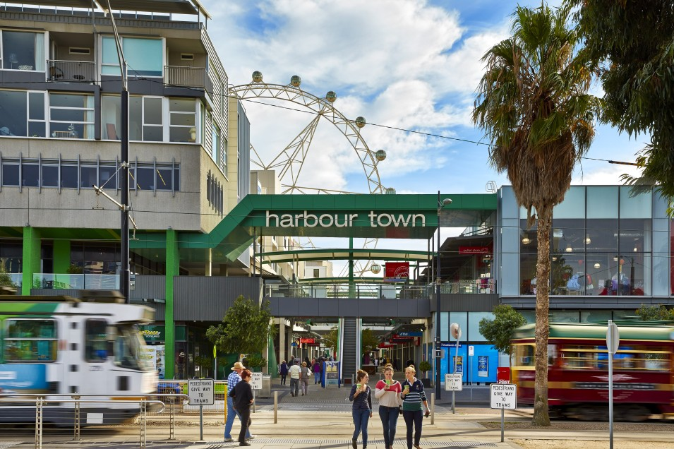 Harbour Town Melbourne - Accommodation Gladstone