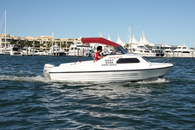Mirage Boat Hire - Accommodation Gladstone