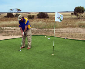 Nullarbor Links World's Longest Golf Course Australia - Accommodation Gladstone