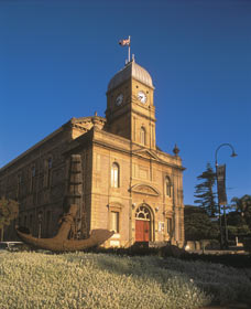 The Albany Town Hall - Accommodation Gladstone