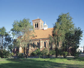 All Saints Church Collie - Accommodation Gladstone