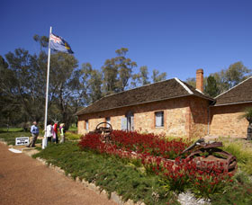 Old Gaol Museum Toodyay - Accommodation Gladstone