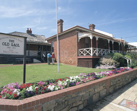 Old Gaol and Police Quarters - Accommodation Gladstone