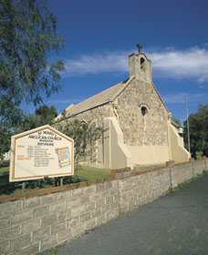 St Mary's Anglican Church - Accommodation Gladstone