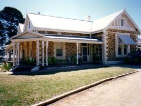 The Pines Loxton Historic House and Garden - Accommodation Gladstone