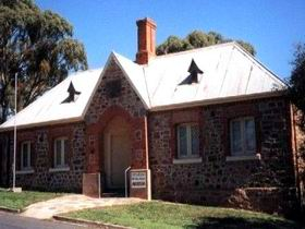 Old Police Station Museum - Accommodation Gladstone