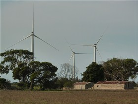 Wattle Point Wind Farm - Accommodation Gladstone