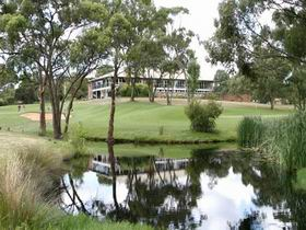 Flagstaff Hill Golf Club and Koppamurra Ridgway Restaurant - Accommodation Gladstone