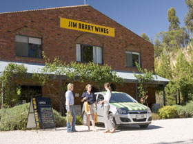 Jim Barry Wines - Accommodation Gladstone