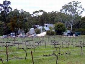 Jeanneret Wines - Accommodation Gladstone