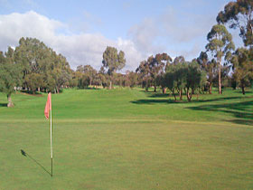 Regency Park Golf Course - Accommodation Gladstone