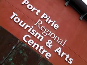 Port Pirie Regional Tourism And Arts Centre - Accommodation Gladstone