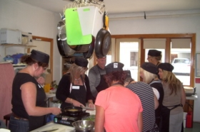 Tranquilles Cooking School - Accommodation Gladstone