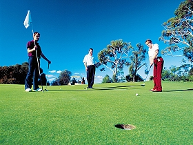 Freycinet Golf Course - Accommodation Gladstone