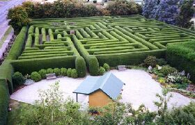 Westbury Maze and Tea Room - Accommodation Gladstone