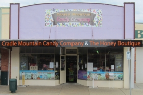 Cradle Mountain Candy Company and Honey Boutique - Accommodation Gladstone
