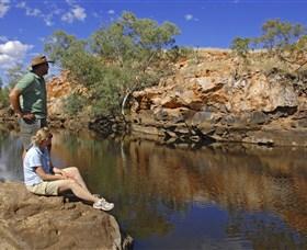 Davenport Range National Park - Accommodation Gladstone