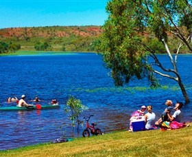 Tingkkarli/Lake Mary Ann - Accommodation Gladstone