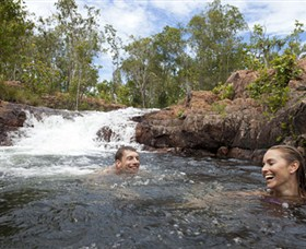 Buley Rockhole - Accommodation Gladstone