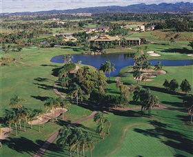 Palm Meadows Golf Course - Accommodation Gladstone