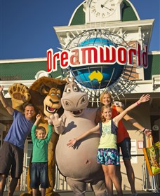 Dreamworld - Accommodation Gladstone