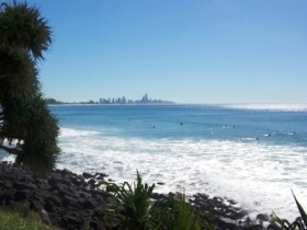 Burleigh Head National Park - Accommodation Gladstone