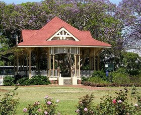 Gympie Memorial Park - Accommodation Gladstone