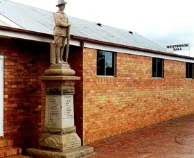 Westbrook War Memorial - Accommodation Gladstone