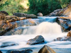 Crows Nest Falls - Accommodation Gladstone