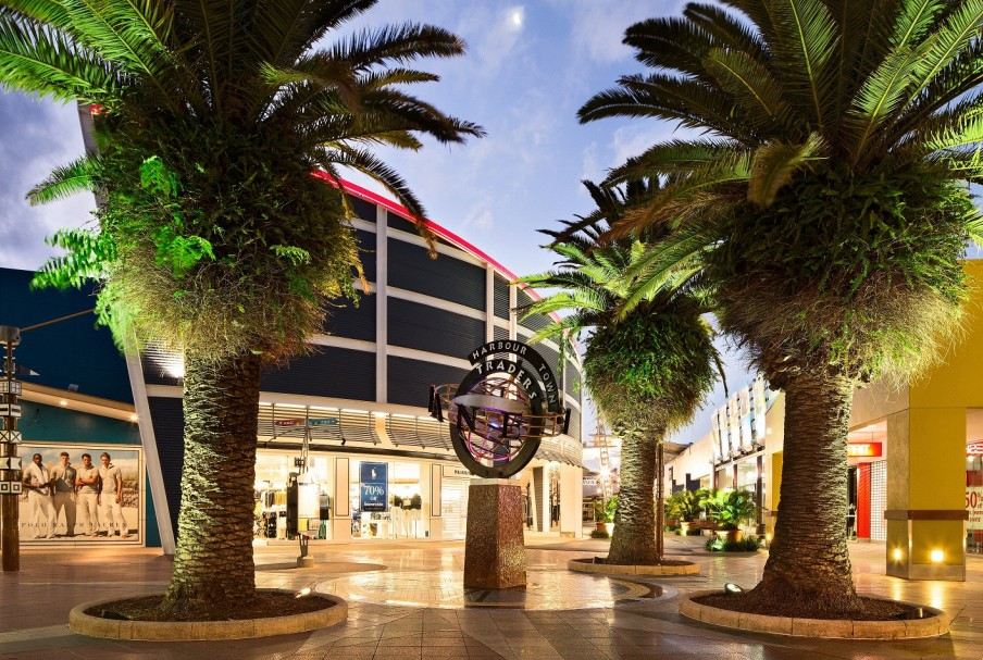 Harbour Town Outlet Shopping Centre - Accommodation Gladstone