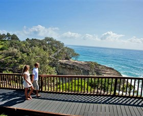 North Gorge Headlands - Accommodation Gladstone