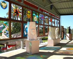 Alpha31 Art Gallery and Sculpture Garden - Accommodation Gladstone