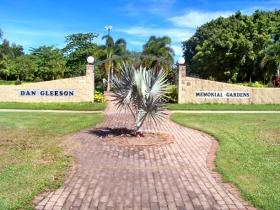 Dan Gleeson Memorial Gardens - Accommodation Gladstone