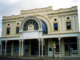 Stock Exchange Arcade and Assay Mining Museum - Accommodation Gladstone
