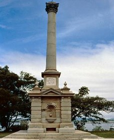Cooktown War Memorial - Accommodation Gladstone