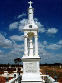 Charters Towers Cemetery - Accommodation Gladstone