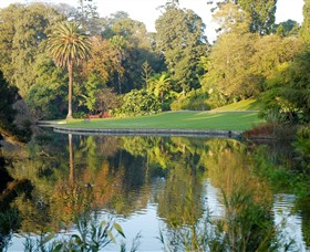 Royal Botanic Gardens Melbourne - Accommodation Gladstone