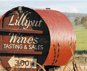 Lilliput Wines - Accommodation Gladstone