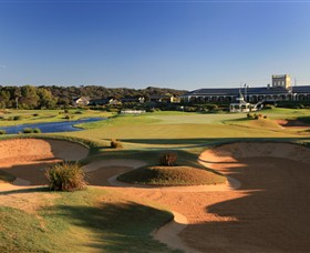 Eagle Ridge Golf Course - Accommodation Gladstone