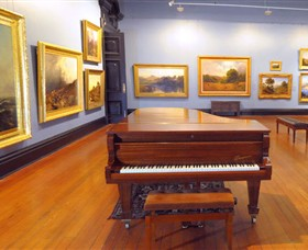 Art Gallery of Ballarat - Accommodation Gladstone