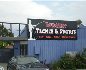 Torquay Tackle  Sports - Accommodation Gladstone