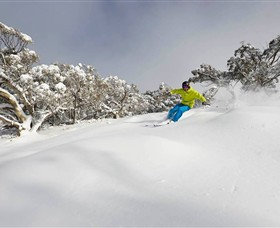 Mt Buller and Mt Stirling Alpine Resort - Accommodation Gladstone