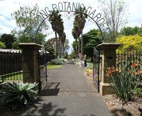 Friends of Geelong Botanic Gardens - Accommodation Gladstone