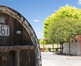 St Huberts Cellar Door  Vineyard - Accommodation Gladstone